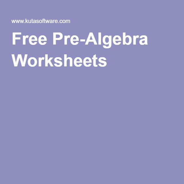 Algebra help free