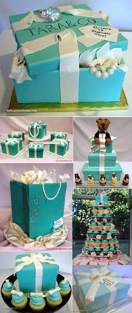 BRIDAL SHOWER CAKES ?!?!