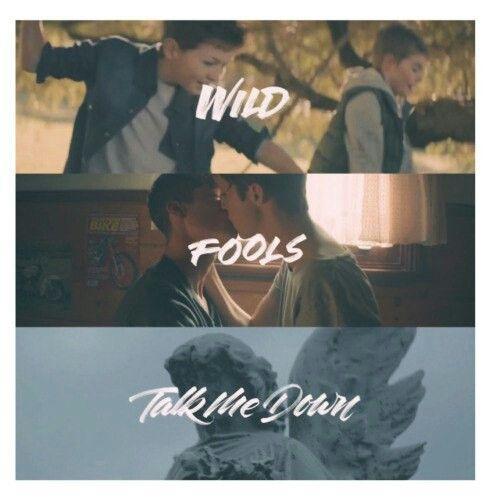 Wild 1/3 Fools 2/3 Talk Me Down 3/3 #TroyeSivan #BlueNeighborhood