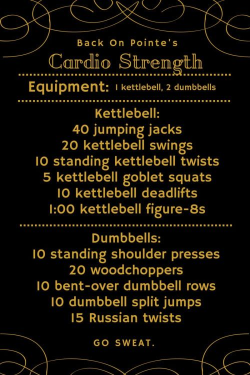 Emeld fel a pulzusszám és erősíti az egész testet egyszerre!  (Don-ezte t használ súlyzók, amelyek nagyon nehéz, ahogy-ezte ll csinál egy kicsit a mozgás velük.) Védnökök látta ezt edzés július 10!  Korai hozzáférést kap a jövőben edzések által válik Patron!
