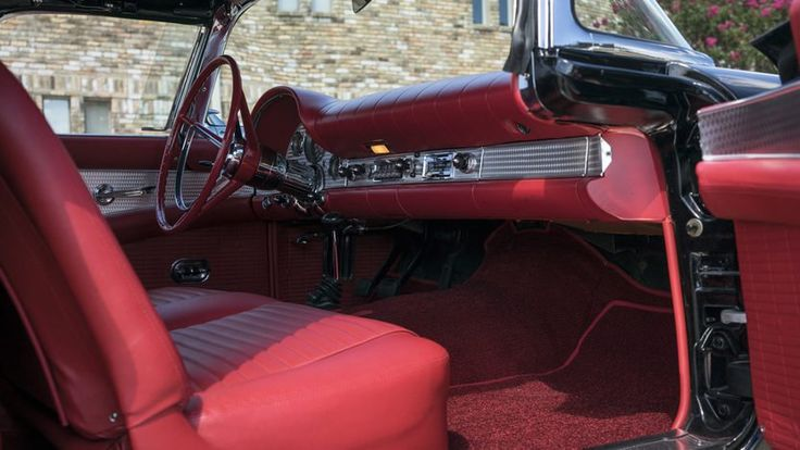 Another Classic to the Collection - 1957 Ford Thunderbird F-Bird | Man of Many