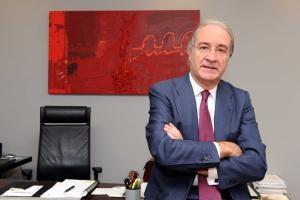 José Santiago Vega, presidente de Incosa.