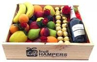 Riccadonna Fruit Hamper + Silk Red Roses + Ferrero Chocolates  http://www.igiftfruithampers.com.au/mothers-day-gift-baskets/  Mothers Day Hampers - full of fruit! Add something sweet, cute or bubbly and then finish it off with some beautiful silk roses. #mothersdayhampers #mothersday #mothers #hampers #gift hampers #fruitbaskets #fruit #baskets #gifts
