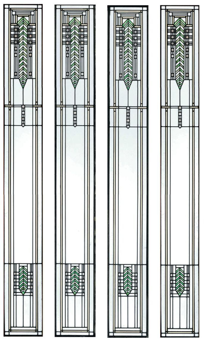 Arts and crafts style windows - Find This Pin And More On Arts And Crafts Style Interior Design