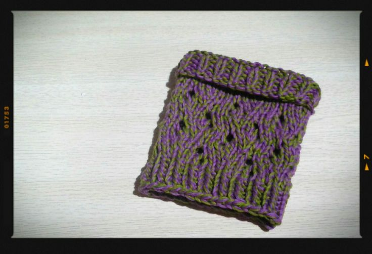 sleeve cotton糸2本どり