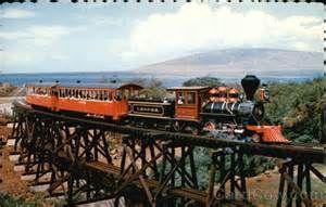 Lahaina Kaanapali and Pacific Railroad