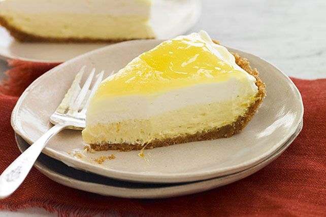 Discover why our Lemon Cream Pie is considered a triple threat in the dessert game. This Lemon Cream Pie recipe has three layers of lemony, creamy awesomeness.