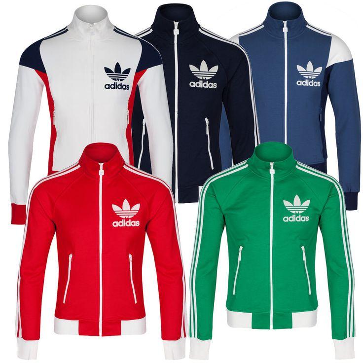 Adidas Originals para hombre 3 Raya años 80 Retro Track de Superdry chandal Calce Ajustado Grado B | Ropa, calzado y accesorios, Ropa para hombre, Indumentaria deportiva | eBay!