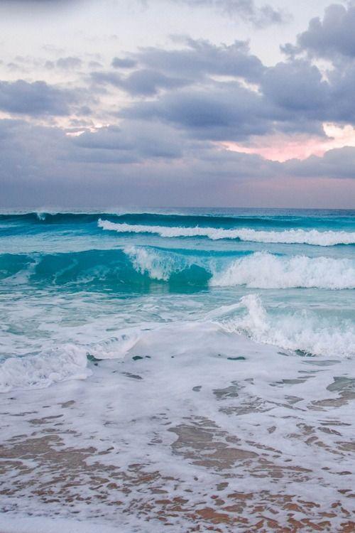 Waves ... | ( By : Moka hawary ) via 500px