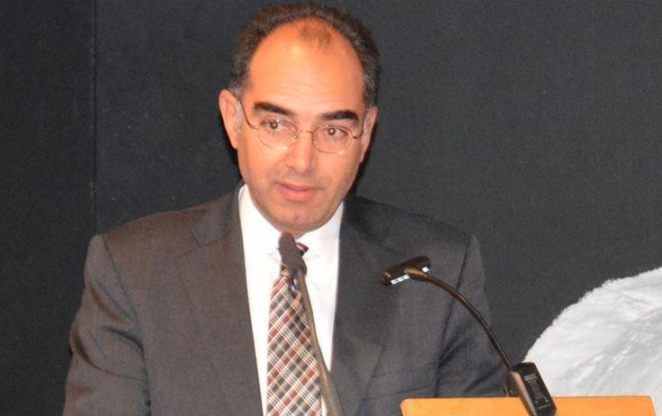 Ο Κωνσταντίνος Μπιζάς, ο νέος Πρόεδρος του Περιφερειακού Συμβουλίου Νοτίου Αιγαίου www.sta.cr/2GMB6