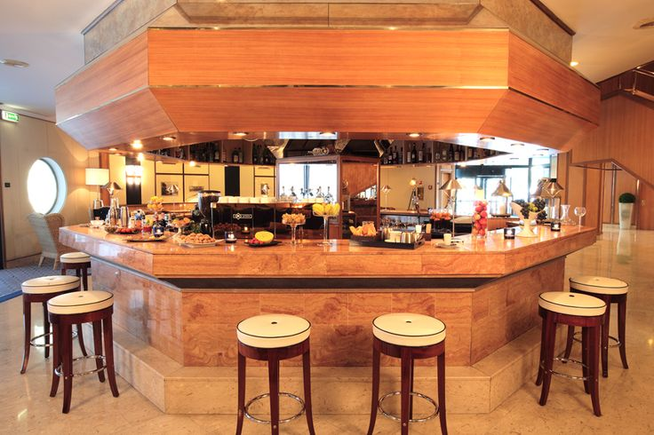La Corte Bar #President #Genova #Starhotels
