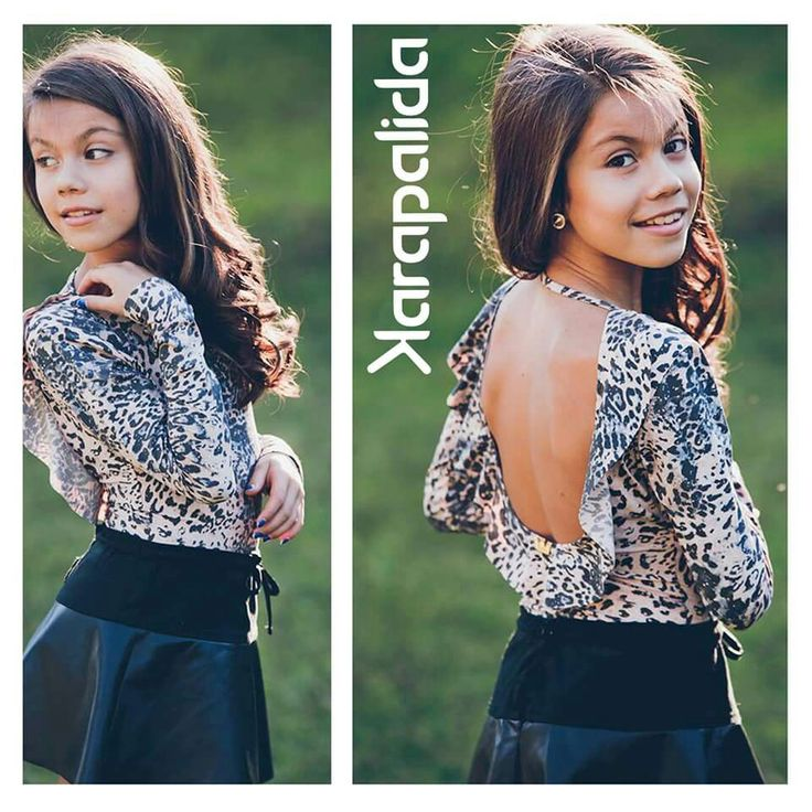 Isabela Bueno, de Apiaí (SP), arrasou na escolha do look. Body com babados e um print digno de sexta-feira!  #karapalida #body #inverno2015