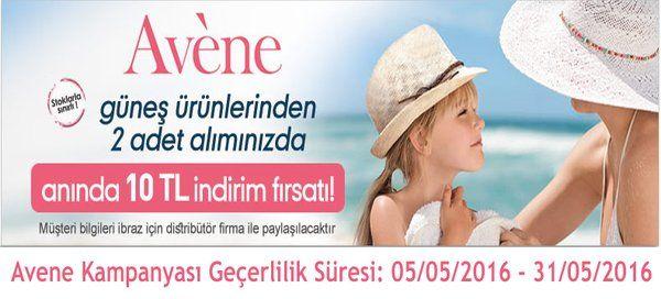 Avene Kampanyası Sipariş İçin : http://www.dermoeczanem.com/avene  #avene #güzellik #sağlık #bakım #indirim #kampanya