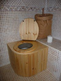 Outdoor toilets outhouse for sale house design and - Toilette seche castorama ...