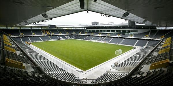 Top 5 Greenest Sport Facilities: Stade de Suisse