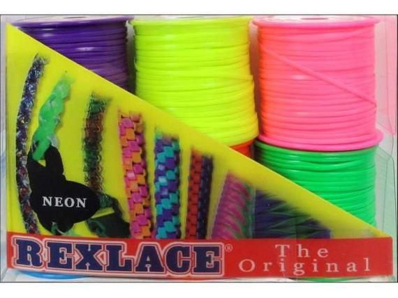 4 Per Package 4.5-Yard Clear Pepperell Gimp Plastic Craft Lace