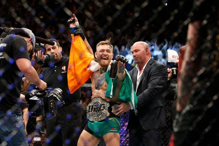 Conor McGregor vs Nate Diaz: UFC 196, 200 Payouts Could Rise After Rafael dos Anjos Injury - Forbes#7b171bda4808#7b171bda4808#7b171bda4808#7b171bda4808