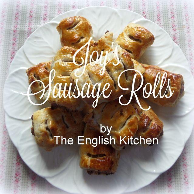 Sausage Rollsfrom The English Kitchen