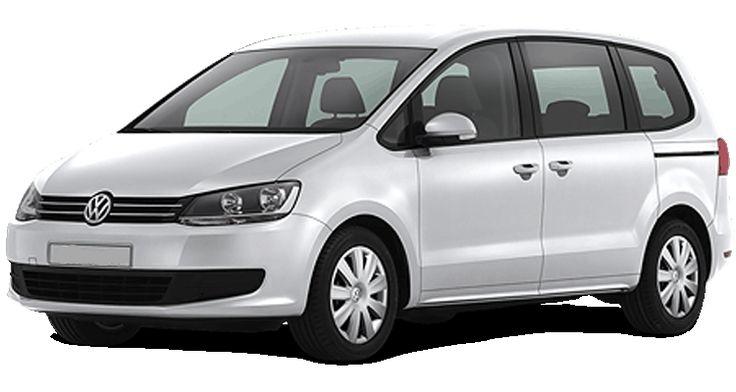 Mietwagen VW Sharan