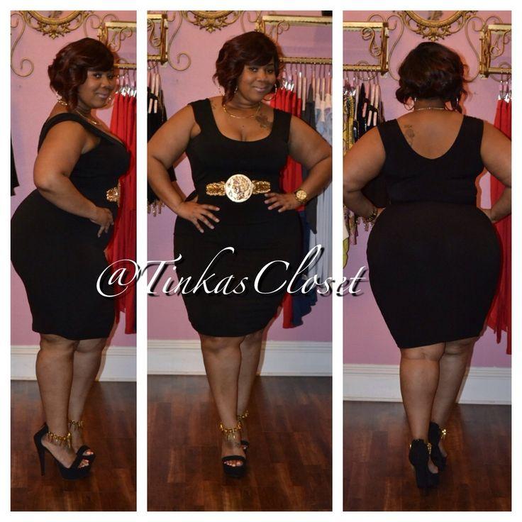 Plus size Fashion exclusive: Tinka's Closet  - PRISSY MINI, $46.00 (http://www.tinkascloset.com/prissy-mini/)