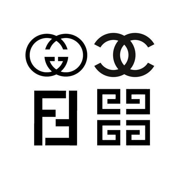 Fashion Logos Design Best Brands 2012 Fashion World 2012