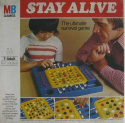 Loved this. My sister and I would always sing the Bee Gees song when we played it. - STAY ALIVE MB Games 1976
