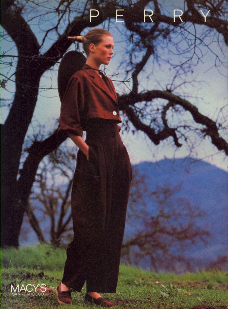 Perry Ellis Spring/Summer 1983