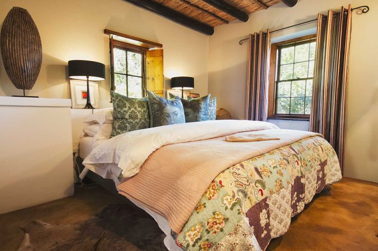 Arum Lily or Buchu Luxury Garden Cottages | Swellendam Country House | Hotel | B&B | Augusta de Mist | Garden Route Accommodation | Bed and Breakfast