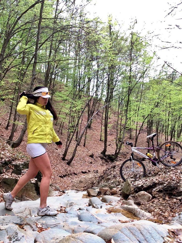 LOST 'n' found #mtb #mountainbiking #cycling #forest #woods #rocks #sports
