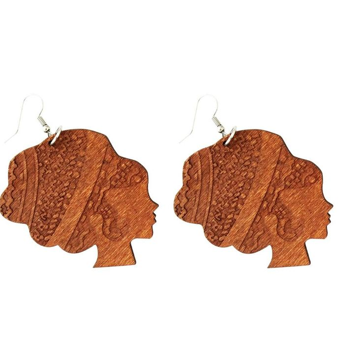 Southern Belle earrings   Natural hair earrings   Afrocentric earrings   jewelry   accessories Available at http://www.EthnicEarring.com