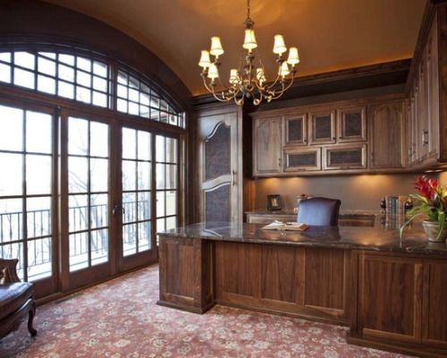 7 best Traditional Office Interiors images on Pinterest | Design ...