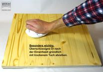 Воск для стен деревянных. Краска для дерева немецкая. Производство Германия. Доставка по Москве. | Kreidezeit