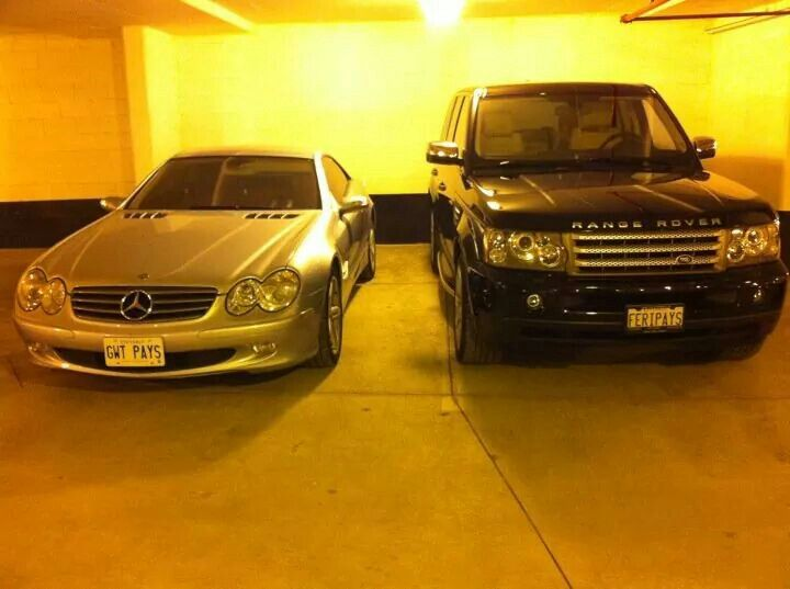 Imagine walking into your garage and choosing which car to drive today? Summer car or winter car?
