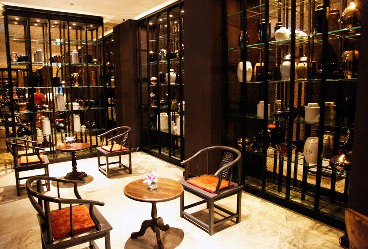 Bangkok Boutique Hotel: Shanghai Mansion Hotel in Chinatown #Bangkok #Chinatown #Design #Luxury