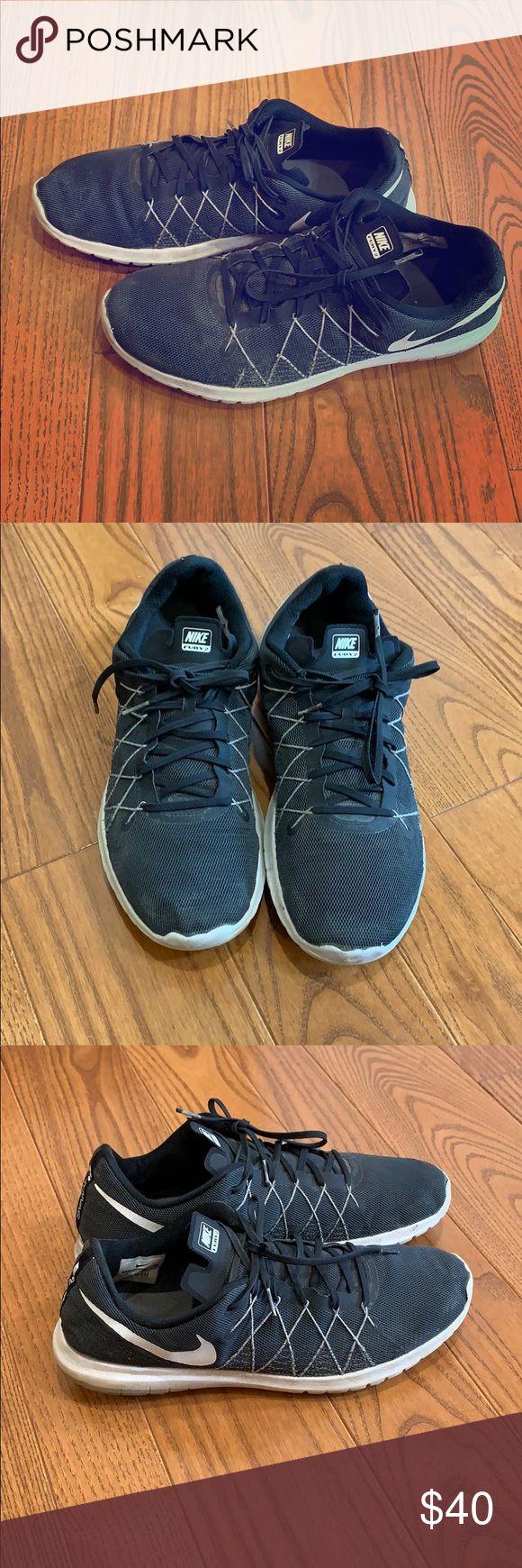 Men's Nike Fury 2 Running Sneakers- Nike Flex Gently used Men's Nike Fury 2 Running Sneakers- Nike Flex. Very comfortable, great for running, walk…