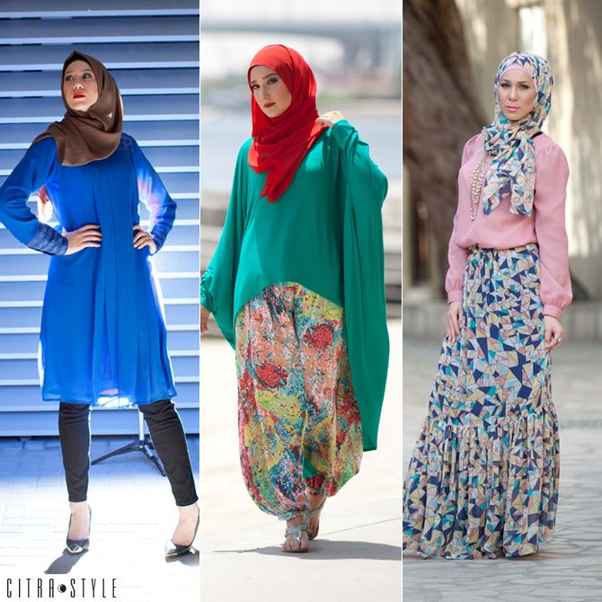 Hijab Pairing – Match It, Blend It or Clash It? #Blog #NewOnTheBlog #LatestPost #MuslimFashionMusings #CitraStyleBlog #Blogpost #FashionBlog #StyleBog #StyleTips #FashionTips