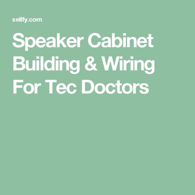 119 best vintage auto manual covers images on pinterest vintage speaker cabinet building wiring for tec doctors fandeluxe Images