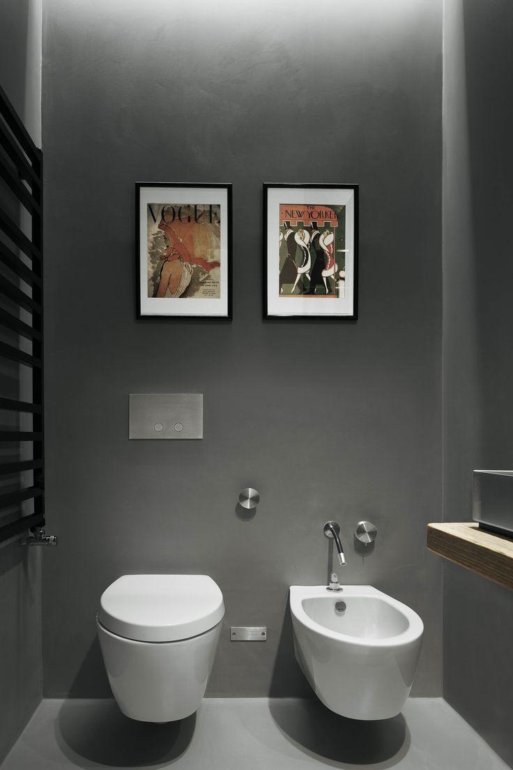 Private Apt In Milano (with Alessandro Bongiorni)   Guest Bathroom Ph.