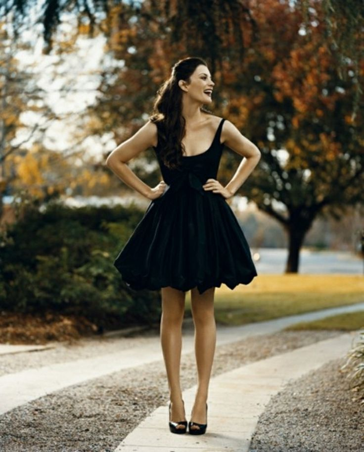 So You Want to Wear Black to a Summer Wedding...