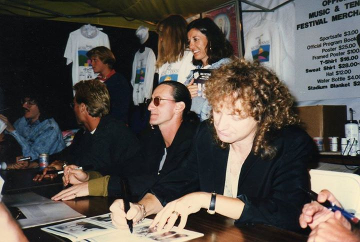 Lou Gramm, Foreigner band