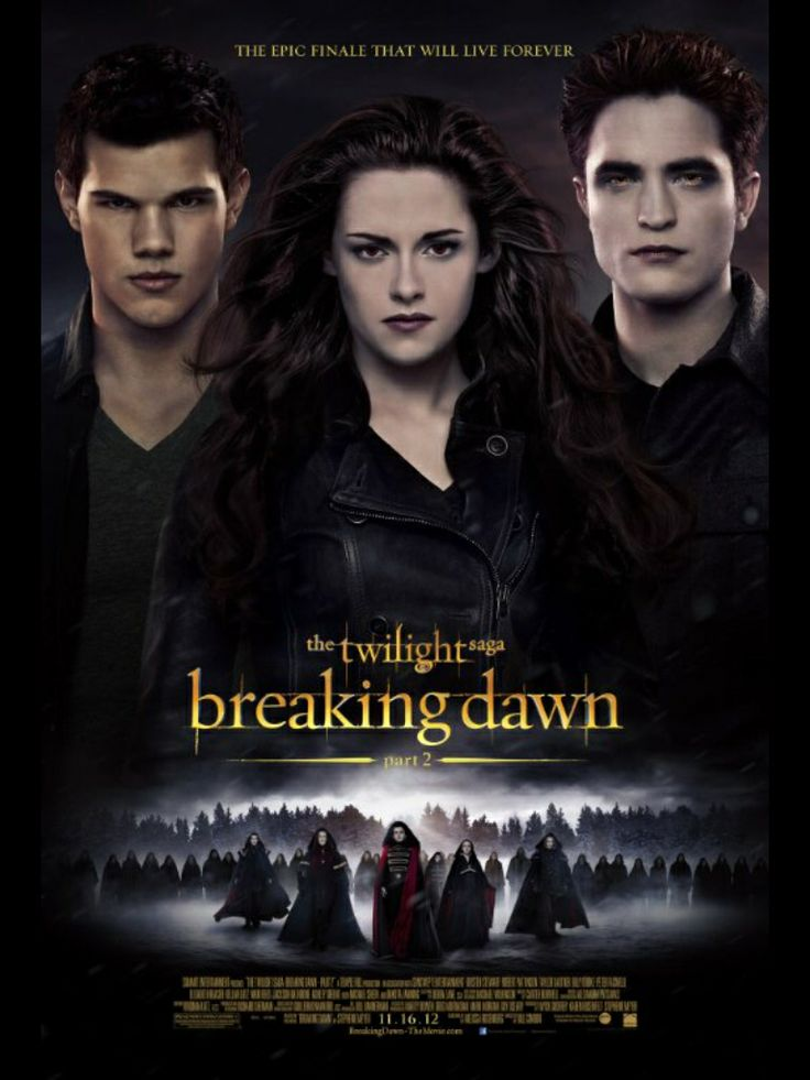 Twilight: Breaking Dawn II