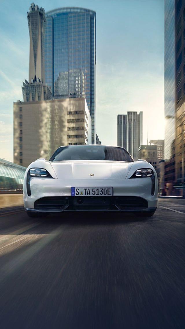 Porsche Taycan Turbo S Electric Amazingcarwallpapers Electric Porsche Taycan Turbo Coole Autos Porsche Autos