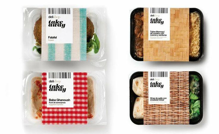 La cosmopolita tienda gastronómica Delishop ofrece productos gourmet en un delicioso packaging