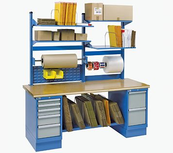 workbenches results 1 38 of 38 seville classics ultra hd 12 drawer rolling workbench get organized - Gladiator Shelving