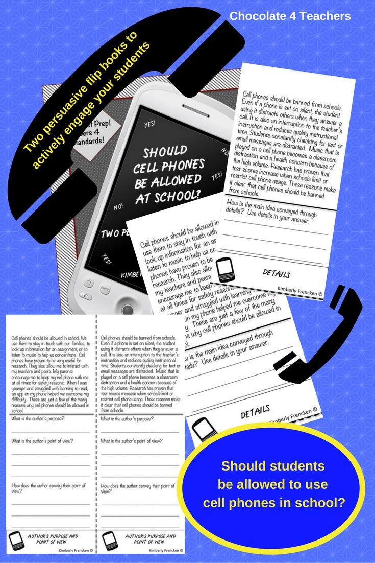 research paper on cell phones in schools Tired of telling students to put away their phones according to data compiled by the research firm nielsen  consult with your school and district.