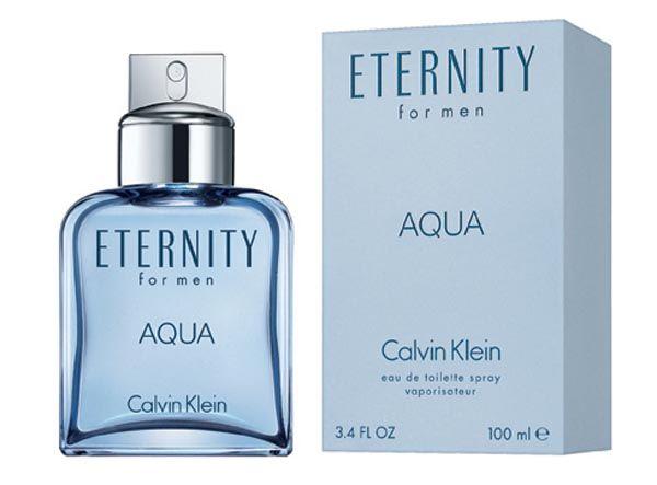 Eternity AQUA by Calvin Klein Fragrance