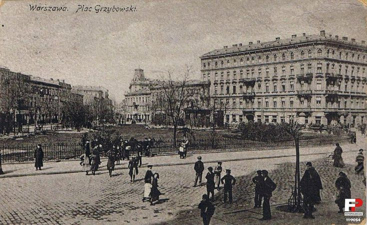 Pre-war Warsaw! (Pre-war images only, 5 image limit per post) - Page 10…