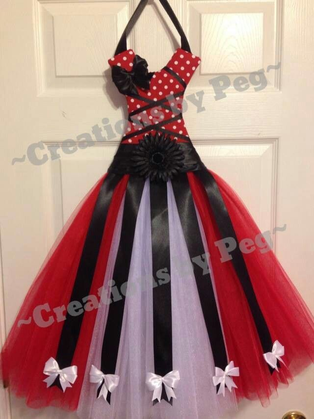 Tutu Bow Holders @ Creations by Peg