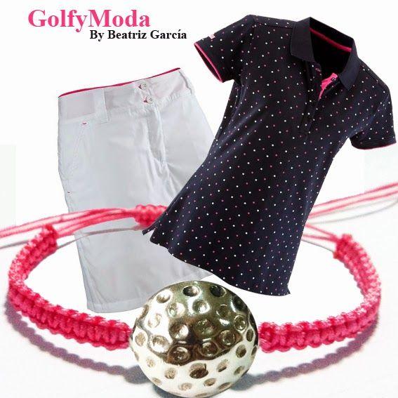 Golf + Moda + Glamour en los campos: Ropa de Golf para todos