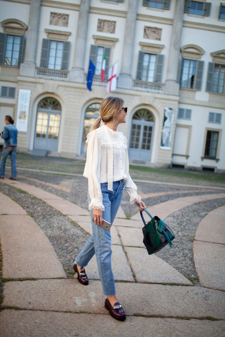 Milan Fashion Week Street Style Photos Spring 2016   WWD